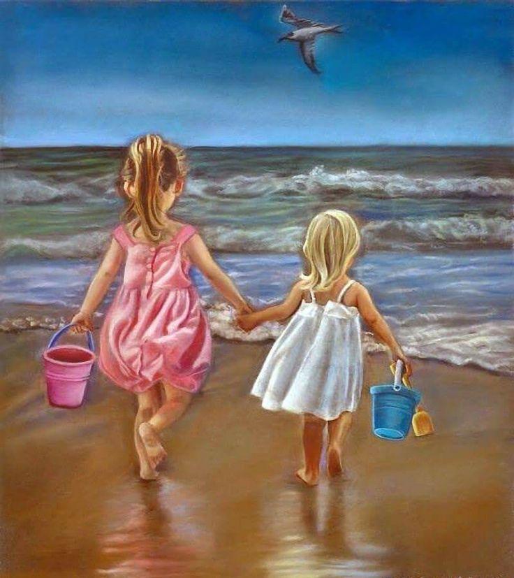 Love this beach painting