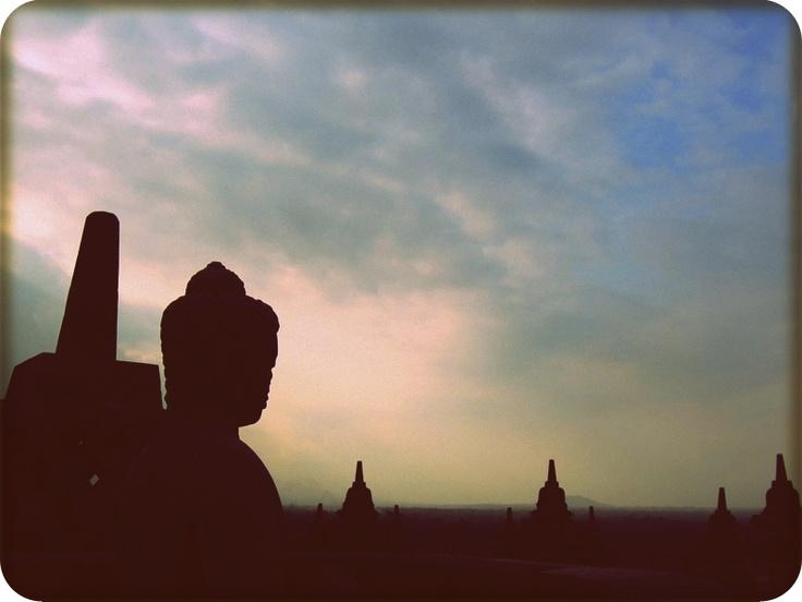 Jogjakarta Trip, Borobudur