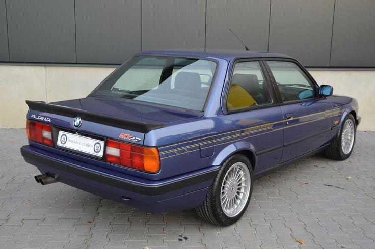 ALPINA B3 2.7 E30 - 2+, Gutachten, Wartung, Topzustand als Sportwagen/Coupé in Bad Bentheim