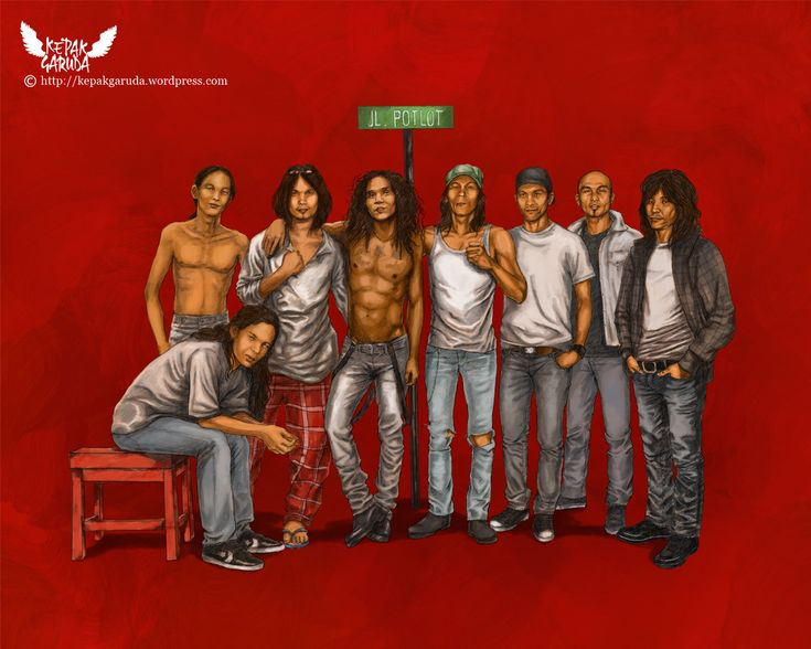 Download Wallpaper Slank Kartun Karikatur