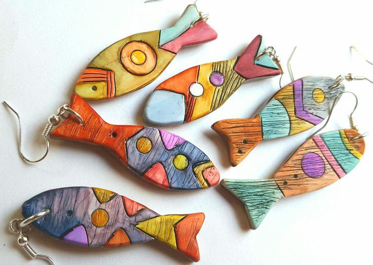 Polymer clay-Arieta Stavridou