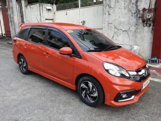#CarsForSale  2016 Honda Mobilio RS Navi+ Almost New act now call 09175287233 09209066805 or click photo for more info #bestbuy #autotrade #motorsales  #sellcar #honda   #civic  #hondaforyou