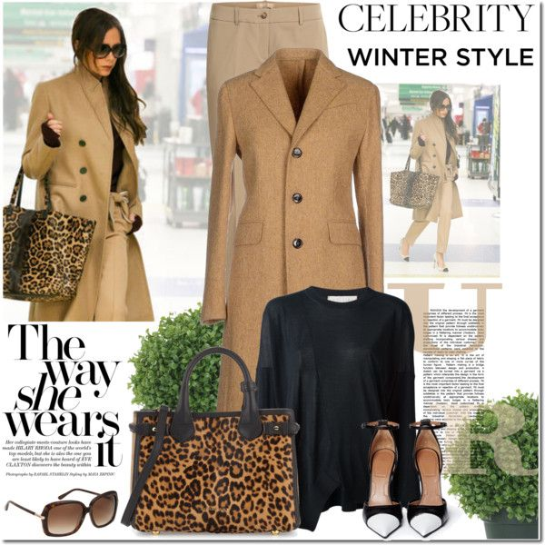A fashion look from January 2016 by elena-777s featuring STELLA McCARTNEY, Dsquared2, Michael Kors, Givenchy, Burberry, Tom Ford, women's clothing, women's fash...