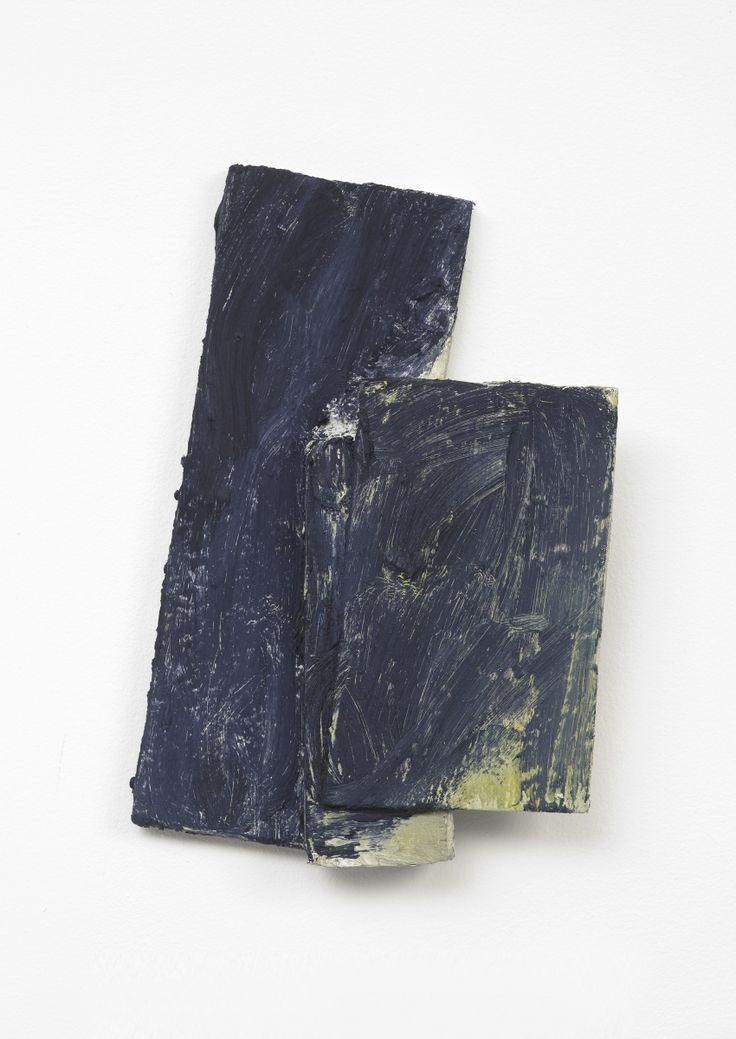 julianminima:  Lydia Gifford Rasp, 2013 Wood, canvas, oil paint 30.5 x 19 x 4.5cm