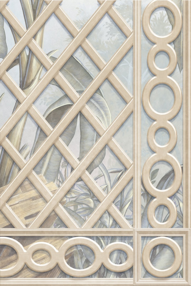 Fantastic Tutorial On Painting Trellis I Will Not Be
