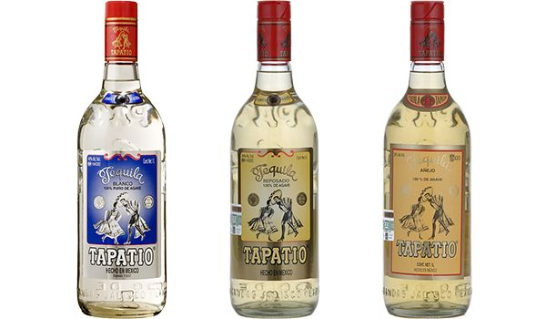 Tapatio #Tequila (Blanco, Reposado and Añejo.) Made from 100% estate-grown agave, these tequilas have had a cult following in Mexico for over 75 years. A great #gift for #Christmas, #Chanukkah, #Festivus or any #holiday. | @Caskers