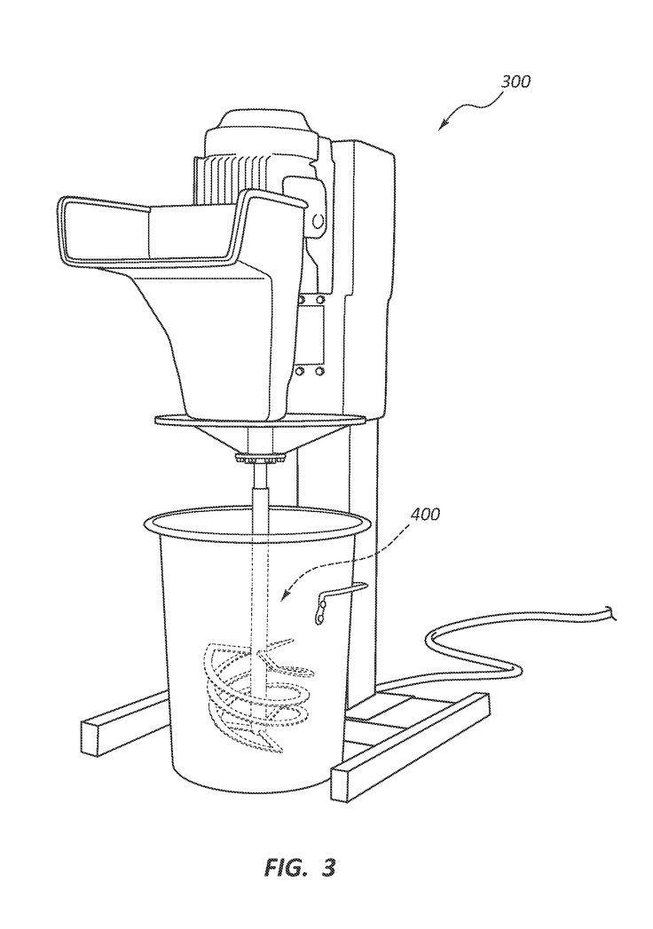 Shear mixer design
