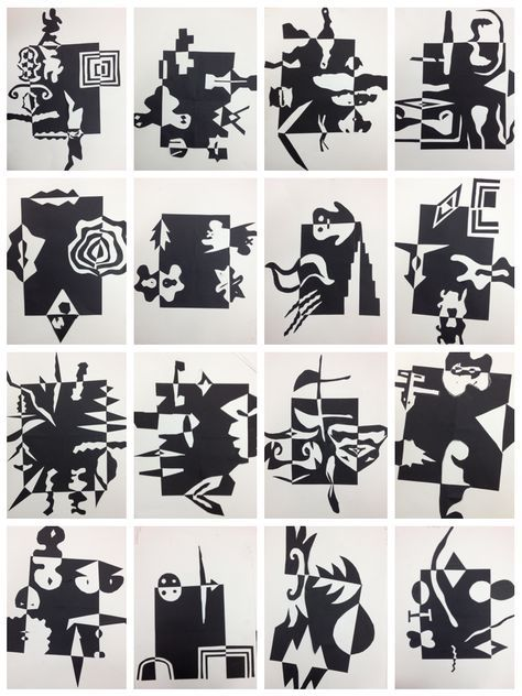 32 best Positive \ negative space images on Pinterest Art - flex well küchen