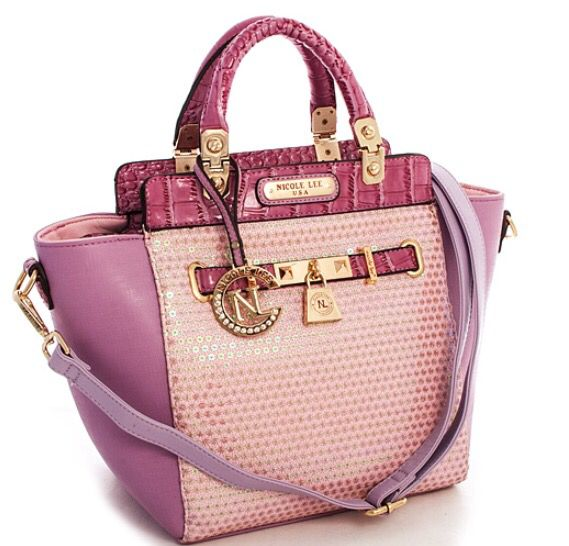 Nicole Lee Alecia Structure Faux Croc Handbag – GIVE ME MY BAG