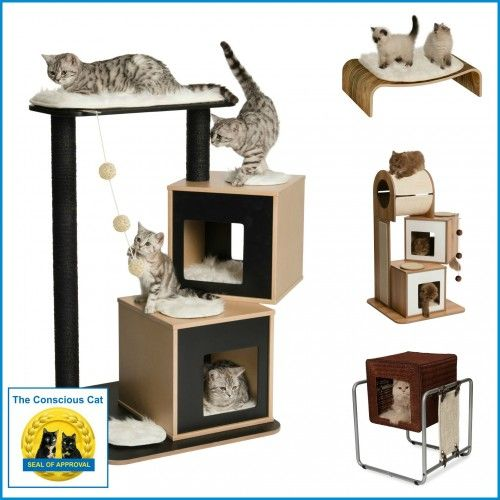 Vesper Cat Furniture Now Widely Available