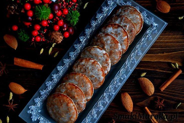Pierniczki norymberskie bez mąki (pierniczki Elizy)