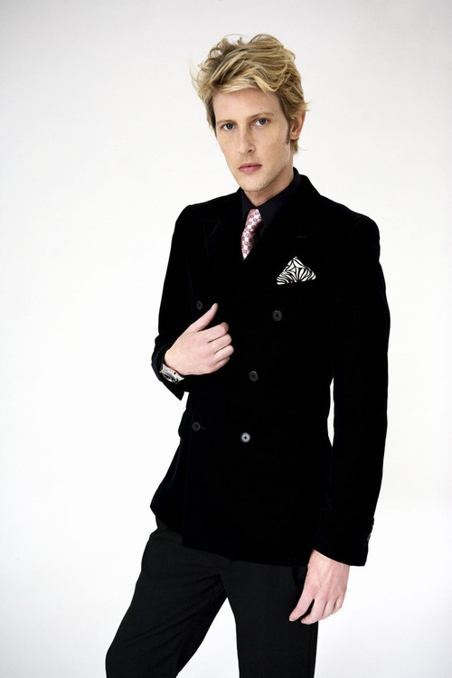 Gabriel Mann as openly bisexual Nolan Ross in Revenge (2011-present)