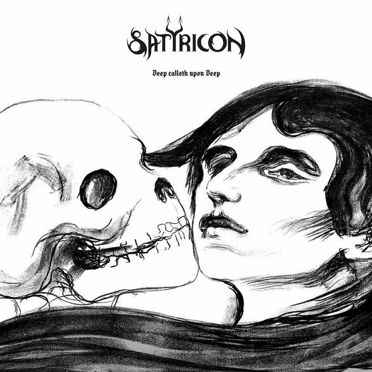 Caratula Frontal de Satyricon - Deep Calleth Upon Deep