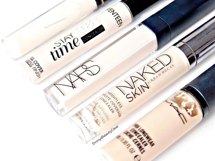 Concealers For Pale Skin. I use the MAC one and its perfect!