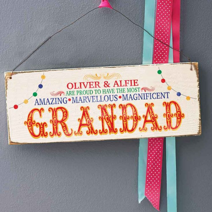 I Just Love It Personalised Circus Wooden Sign Personalised Circus Wooden Sign - Gift Details. A thoughtful gift for special daddies mummies and other family members our Personalised Circus Wooden Sign is the perfect way to let them know how amazi http://www.MightGet.com/january-2017-11/i-just-love-it-personalised-circus-wooden-sign.asp