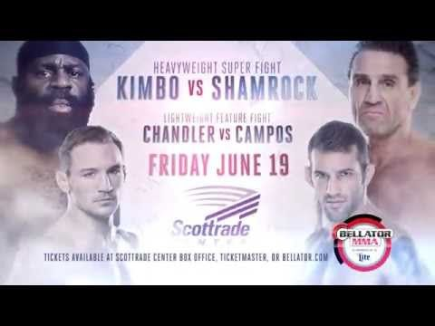 Bellator MMA: Unfinished Business - June 19th |