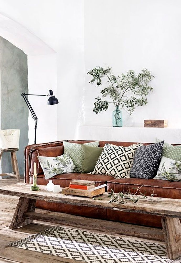 Designer couch bunt  80 best Sofa's images on Pinterest | Living room, Leather lounge ...