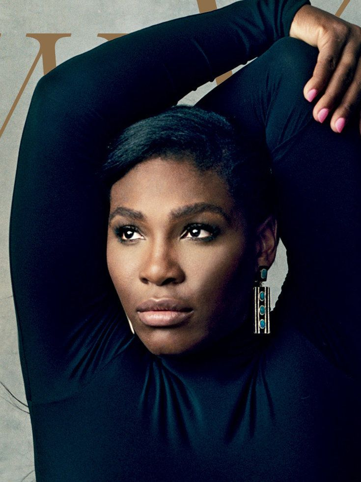 Serena Williams Stuns On New York Magazine's Fashion Issue