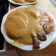 Fotografie receptu: Svíčková z vepřové pečeně