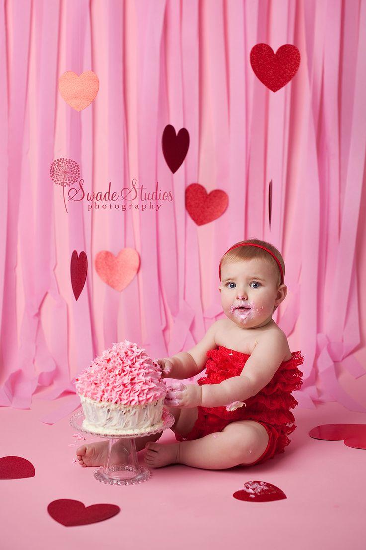Birthday Girl Smash Cake Smash Cake Pinterest