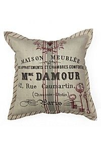 PATISSERIE BELLE 60X60CM SCATTER CUSHION