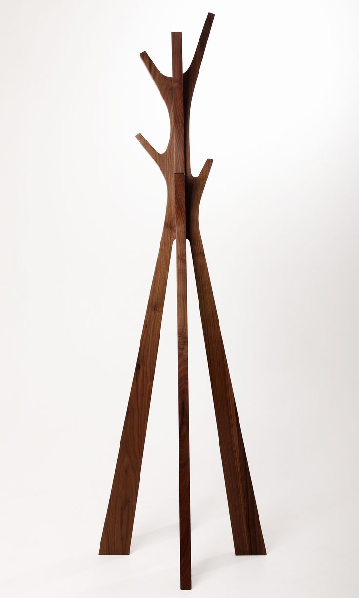 'Stag' Coat Stand Designed by: Neil Trett