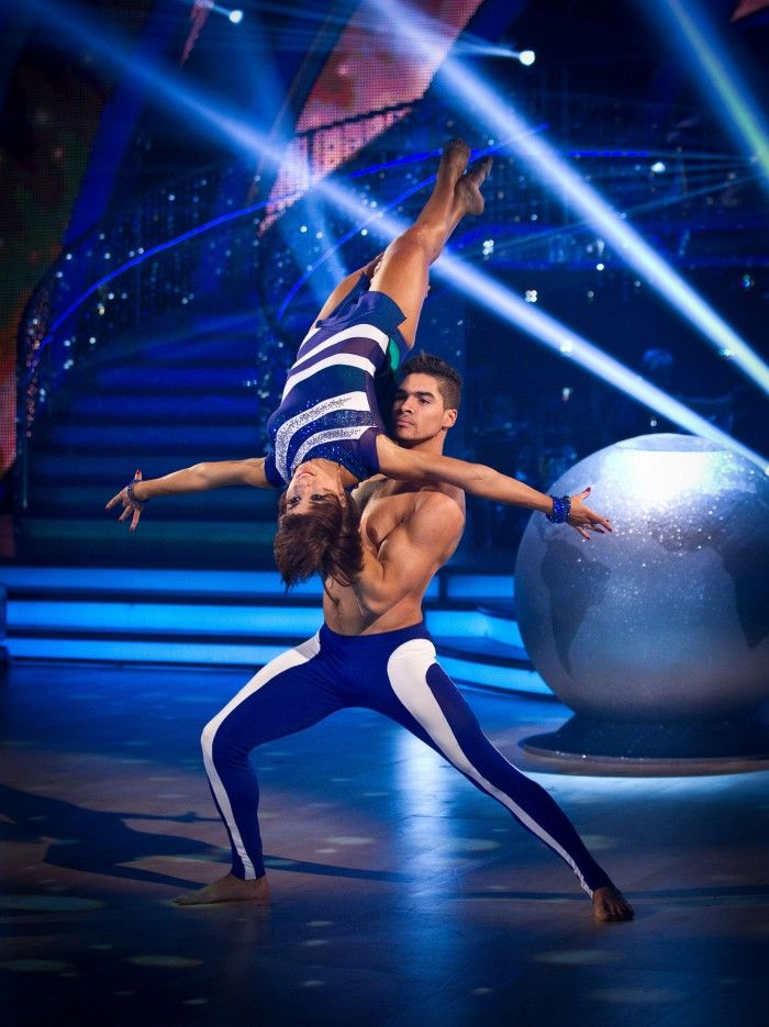 Louis Smith and Flavia Cacace - Strictly Come Dancing - The Final 2012