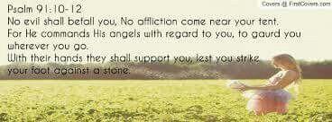 Pslam 91:10-12
