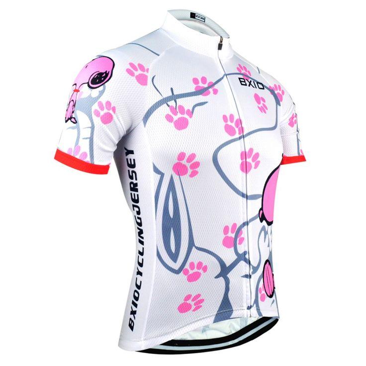 Vélo Équipe Maillots De Cyclisme 2017 Femmes Vélo Jersey À Manches Courtes Ropa Ciclismo Skinsui Vélo Clothing Bxio BX-0209W021-J
