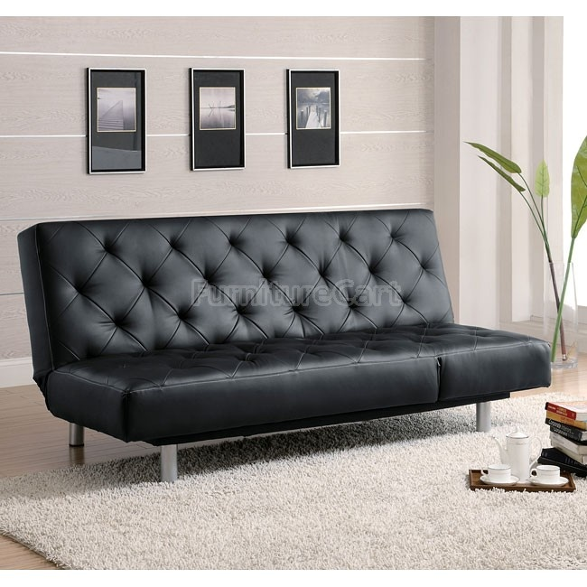 styled sofa bed
