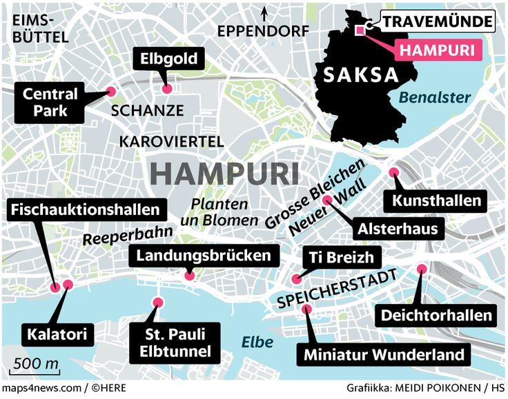 Hampuri on yllättävän vehreä ja monipuolinen kaupunkilomakohde | Matkailu | HS