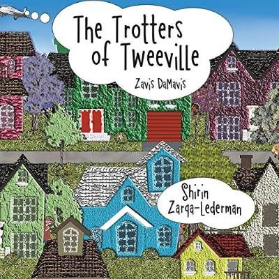 The Trotters of Tweeville: Zavis DaMavis by Shirin Zarqa-Lederman   Zavis DaMavis is a happy young boy and a proud resident of a whimsical town called Tweeville. He's off to school one morning when his mom—a very wise woman—gives him an important reminder. But what does it mean to treat others the way you'd like to be treated? <br>While Zavis ponders his mother's advice as he walks to school, he's distracted by an elderly man who needs a hand getting a...