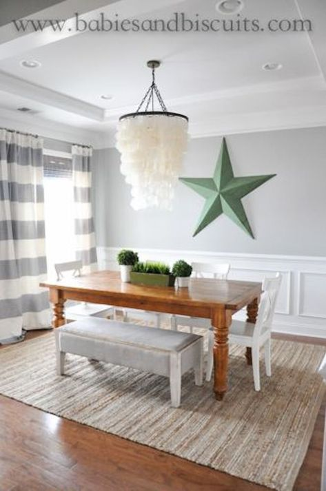 It S A Gorgeous Light Bright Option That Looks Perfect In 99 9 Percent Of Rooms But I M Not Biased The Neutral Gray Paint Color