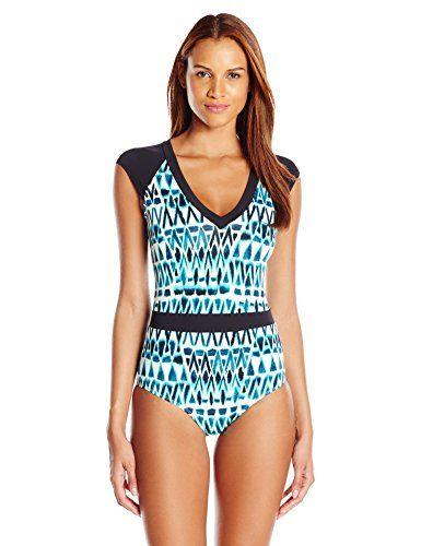 Skye Women's Blue Bay Shannon Cap Sleeve One Piece Swimsu... https://www.amazon.com/dp/B01E0GUHIO/ref=cm_sw_r_pi_dp_x_jKshybQ9EHZ6H
