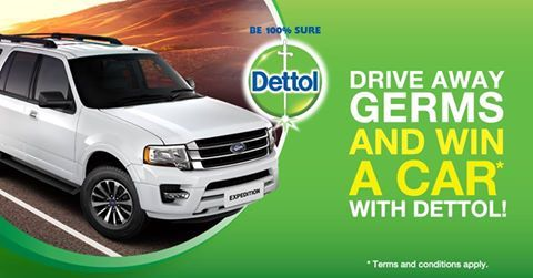 This summer beat the heat with 100% better germ protection and Win a family trip to Dubai Parks and Resorts with Dettol!