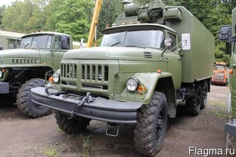 Зил 131 кунг - зил-131 фургон цена, фото, где купить Москва ₽ 350 000