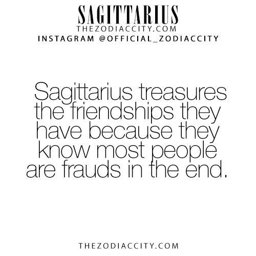 Zodiac Sagittarius Facts! TheZodiacCity.com - For more zodiac fun facts, click here.