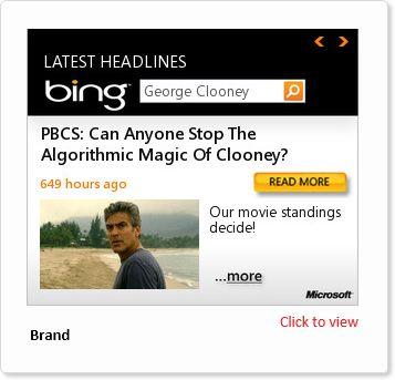 Adacado Bing ad
