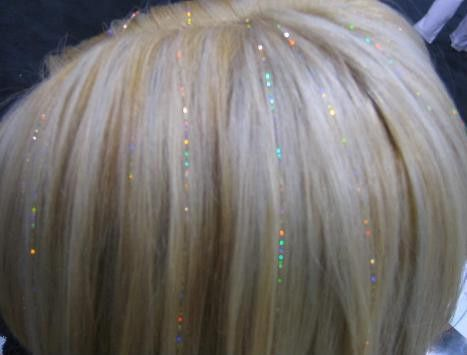 I Love Hair Tinsel I Want It So Bad Hair Pinterest