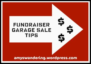 Starting to plan my next sale. If you have money raising ideas to add to a fundraising sale please share them!