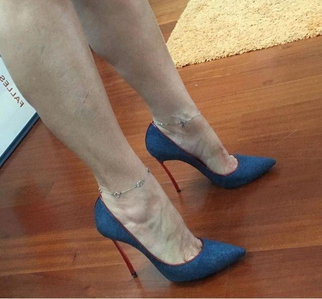 Casadei heels @bplaka. So sexy!
