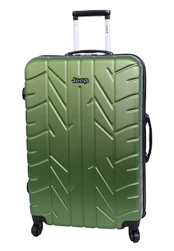 Jeep luggage- you can get this at Walmart for roughly $68