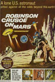 Robinson Crusoe on Mars (1964) - IMDb