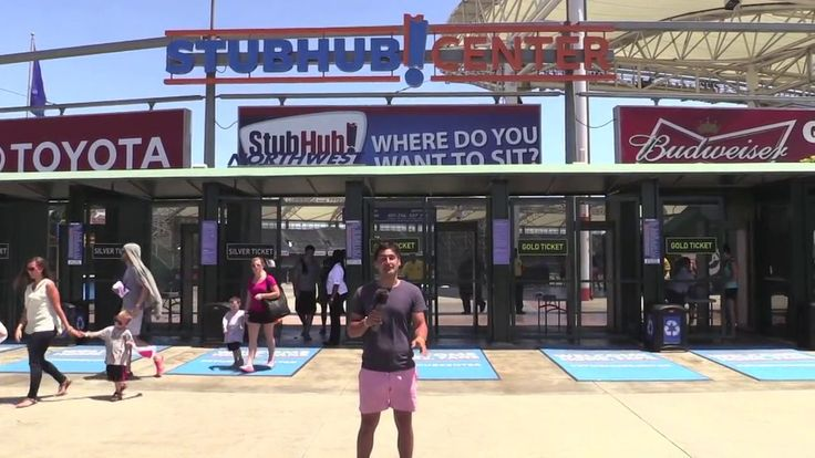 2013 CrossFit Games: Tour of the StubHub Center. In July, 2013, the world's fittest people made their way to Carson, California to compete i...