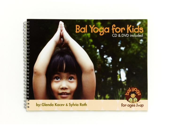 Bal Yoga for Kids (Book, CD, & DVD).  A fun and easy program teaching kids yoga postures from A-Z with a sing a long CD, and DVD demonstrations.: Kid Books, Kids Yoga, For Kids, Bal Yoga, Kids Books, Kids Baby Yoga, Kid Yoga, Yoga Kids, Products