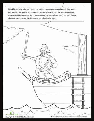 82 best images about Unit Studies History Pirates