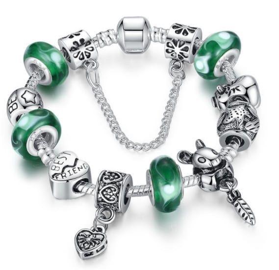 Браслет в стиле Пандора с шармами https://wristband-bracelet.ru/product/браслет-пандора-с-шармами/  Price:1790 Посеребренный (стерлинговым серебром 925 пробы) браслет в классическом стиле Пандора с лаконично подобранными шармами ифигурами в виде животных, сердец.  #браслетпандора #браслетпандорасшармами #пандора #пандорасшармами