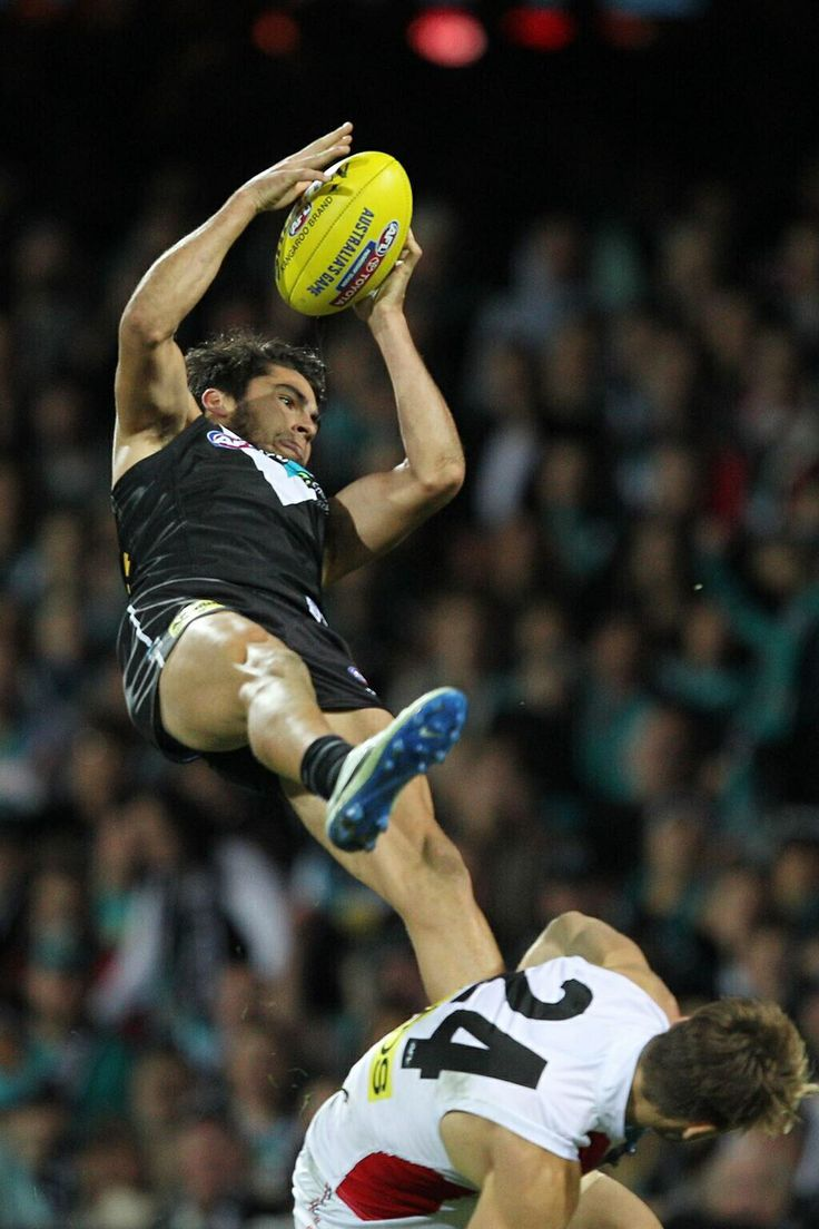 Chad Wingard- amazing mark, possibly best of 2014