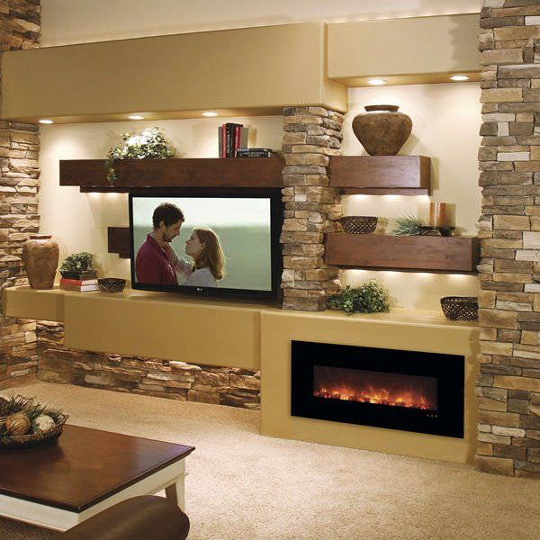 Modern Flames 43 Fantastic Flame No Heat Electric Fireplace Fireplace Design Wall Mount Electric Fireplace Modern Flames