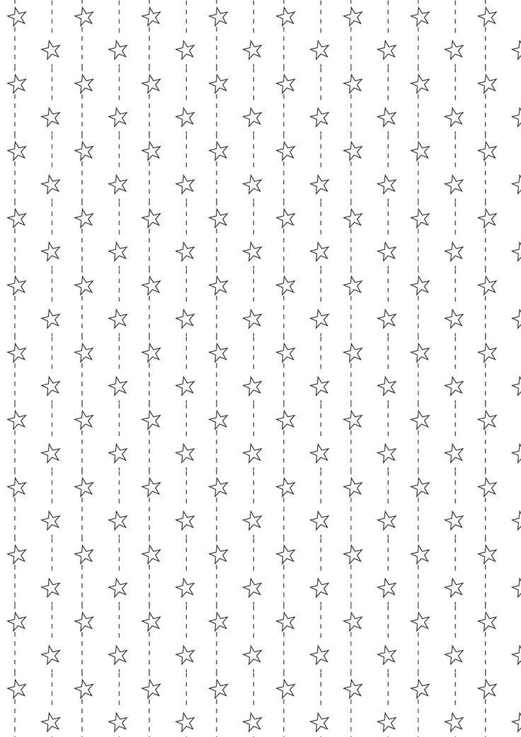 Free digital stars scrapbooking and wrap papers – ausdruckbares Geschenkpapier - freebie   MeinLilaPark – DIY printables and downloads